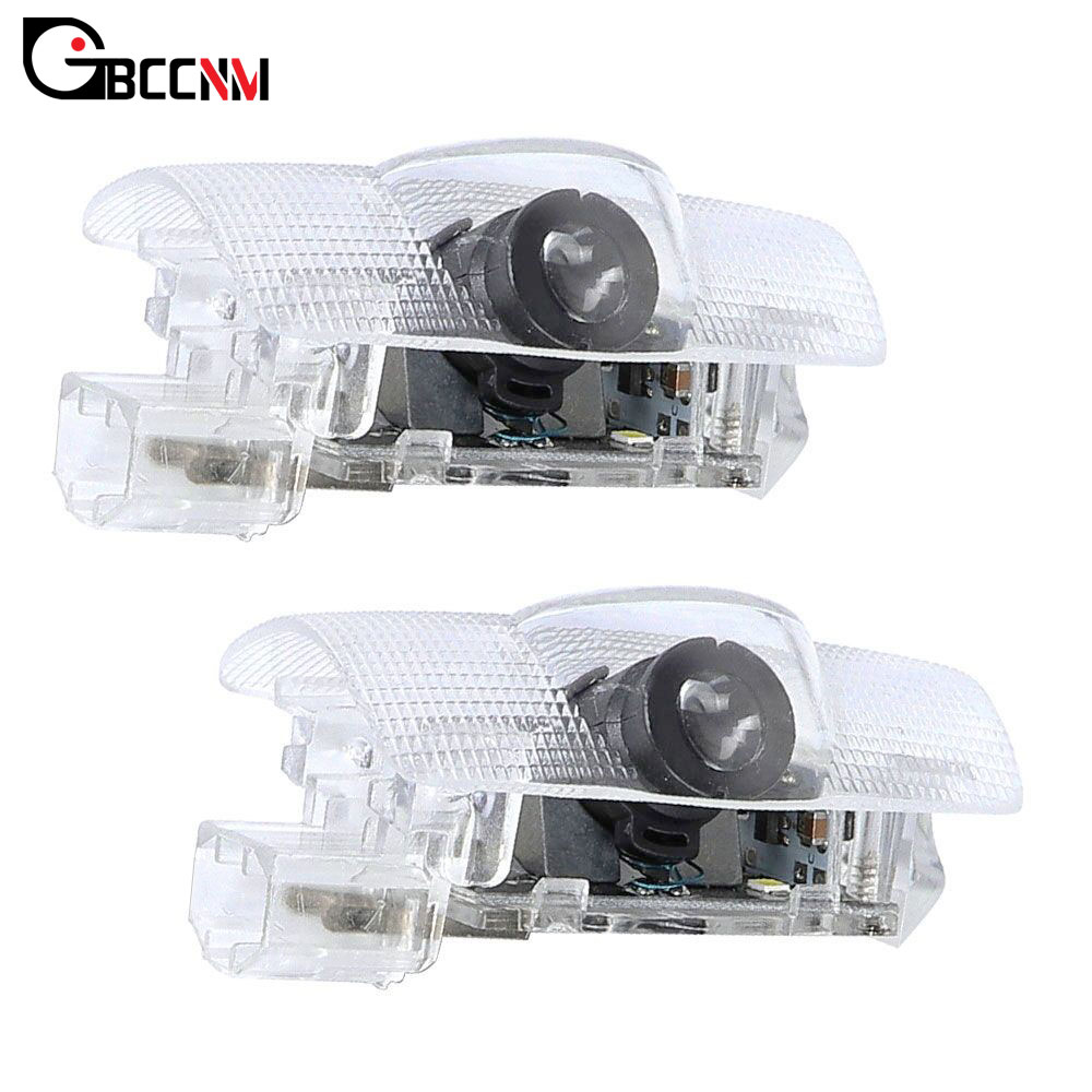 2x Car LED Door Logo Welcome Projector Light For LEXUS IS250 RX300 RX330 RX350 ES300h ES350 GX470 GX460 LS460 LS430 LX570 IS300h