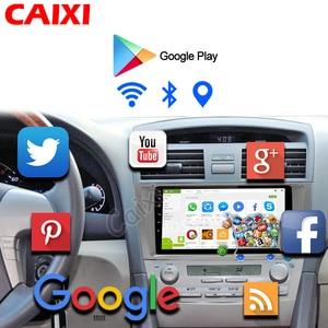 Image 3 - CaiXi 2din 9 인치 2.5D 안드로이드 9.0 자동차 DVD 라디오 멀티미디어 플레이어 도요타 캠리 2007 2008 2009 2010 2011 네비게이션 gps