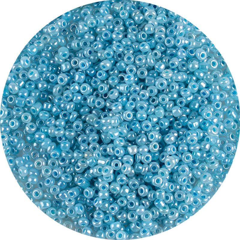 MH ファッションガラスクリームビーズ無地米ビーズ 2 ミリメートルマルチカラー Diy 手作りブレスレット素材のアクセサリー