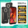 DOOGEE S96 Pro mobile phone Smartphone 48MP Round Quad Camera 20MP Infrared Night Vision Helio G90 Octa Core 8GB+128GB 6350mAh 1