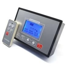 Moteur LCD à affichage numérique intelligent | 0 ~ 100% réglable, 60A PWM DC, contrôleur de vitesse, moteur