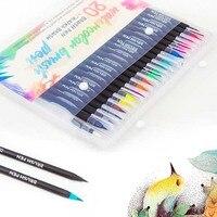 Marqueur de haute qualité peinture à l'eau idéal pour Mandala 6