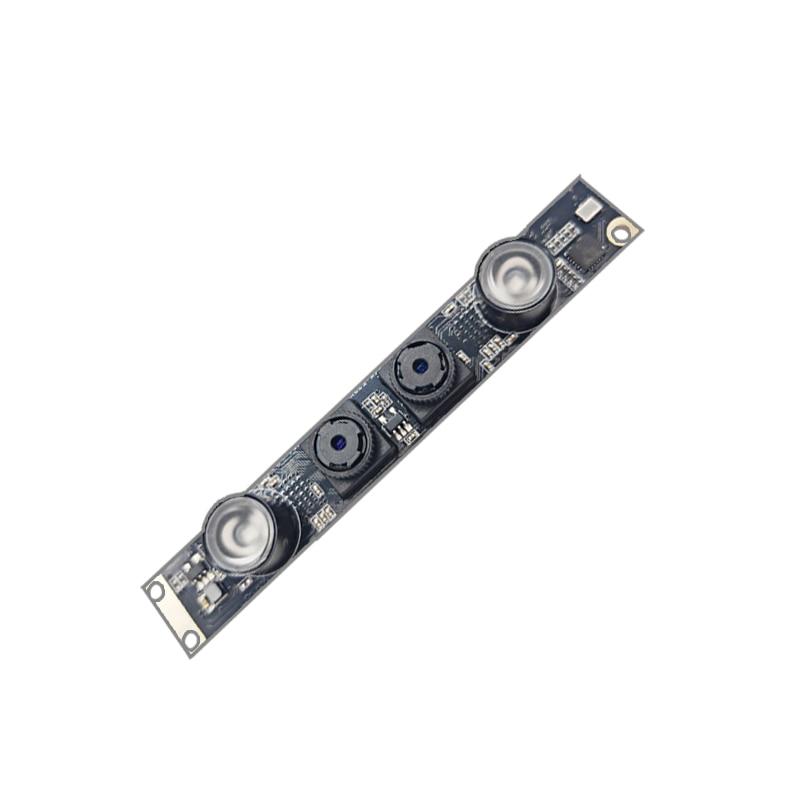 2MP Binocular Camera Module USB Free Drive Night Vision Infrared