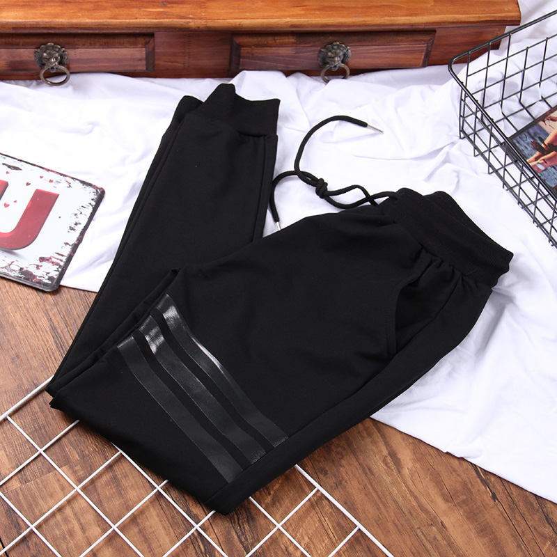 DONAMOL Plus Size Women Sweatpants 2020 New Loose 200g Wearable Black Casual Trouser Autumn Outdoors Hip-Pop Harem Pants Femme