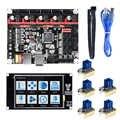 BIGTREETECH SKR V1.3 Junta 32 poco Smoothieboard + BLtouch V3.0 + TFT35 pantalla táctil + TMC2208 TMC2130 3D piezas de la impresora MKS GEN L A4988