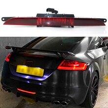 Автомобильный 3RD стоп светильник задний бампер отражатель светильник s для Audi TT MK2 8J 2008 2009 2010 2011 2012 2013