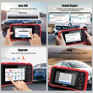 Image 5 - Lancio CRP123i OBD2 Scanner automobilistico OBD 2 strumento diagnostico per Auto lettore di codice motore Tester batteria per Auto lancio EOBD Scanner automatico