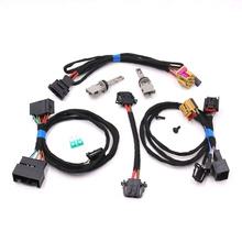 For Sagitar/Jetta PASSAT Golf Tiguan Superb PQ35 Manual to Automatic Climate Control Air Conditioning Cable Wiring harness