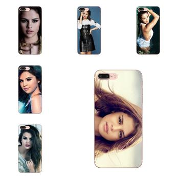 Soft TPU Pattern Selena Gomez - Revival For Samsung Galaxy A51 A71 A81 A91 A50 A50S A40 A40S A30 A30S A20S A20E A20 A10S A10 image