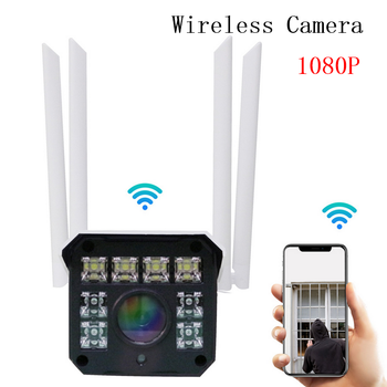 1080P Camera Wireless Baby Monitor Surveillance IP-Camera P2P Two Way Audio Security Camera IR-Cut Night Vision CCTV WiFi Camera цена 2017