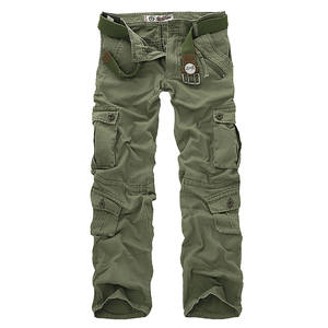 Trousers Cargo-Pants Men Camouflage for Man 7-Colors Hot-Sale