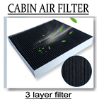 CABIN AIR FILTER for...