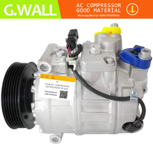 A/C Compressor For VW Transporter MK V 2.0 2009-2015 7E0820803 7E0820803F 7E0 820 803 7E0 820 803 F