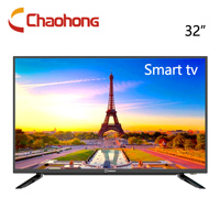 CHAOHONG Smart TV 32 Inches Ultra-thin Screen 60Hz Wi-Fi  ATV DVB-T2/S2 DLED Television 1