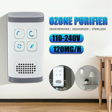 Home Portable Air-Purifier Ionizer Generator Ozone Generator Filter Purification Toilet Deodorizer Pet Deodorizer Air Ionizer