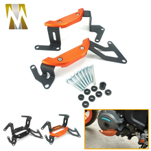 For KTM Duke 250 Accessories for 390 2017 2018 2019 Motor Engine Guard Falling Protector