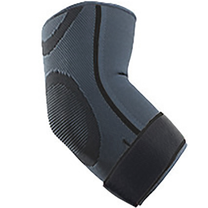 Outdoor Sports Elbow Support Brace Pad Injury Aid Strap Guard Wrap Band Elbow Support Elastic Gym Sport Elbow Protective Pad Bla