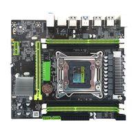 X79H 8 Core LGA 2011 Gaming Motherboard 4xDDR3 DIMM Desktop Computer Mainboard X6HA-in Motherboards aus Computer und Büro bei