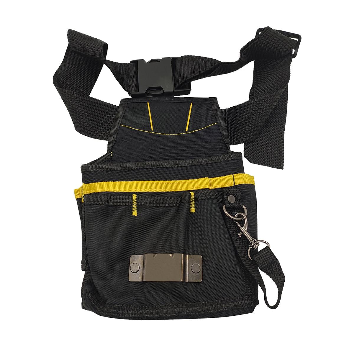 Professional Vinyl Wrap Car Tools Bag Oxford Cloth Pouch Bag Waist Belt Organizer Durable Hardware Tint Tools Utility Bags D17