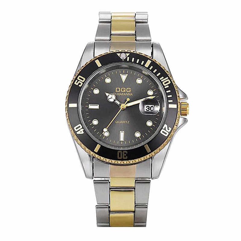 Zegarek damski Reloj di vendita Superiore di marca di Lusso H Orologio di Modo Dell'orso delle donne Degli Uomini di Sport in acciaio inox Calendario Orologio Al Quarzo часы