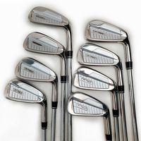 Chivalric Store Men's Golf Clubs P760 Golf Irons P 760 Irons Set 3 9P R/S Graphite/Steel DHL Free Shipping