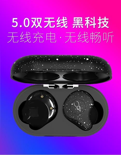 Original Sabbat X12 Ultra TWS Snow White Bluetooth V5.0 Qualcomm Aptx Wireless Stereo Earphones Charging box