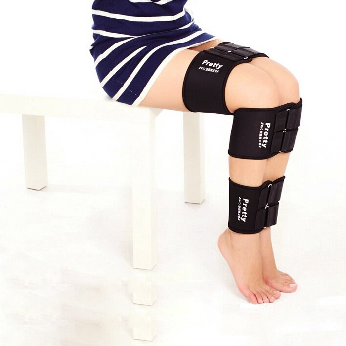 Bandage Cloth [3 Packaged In The Shape Of Bars] Correct With X-Type O Type Leg Orthotics Band Leg Shaping Band Bind Leg Band Leg