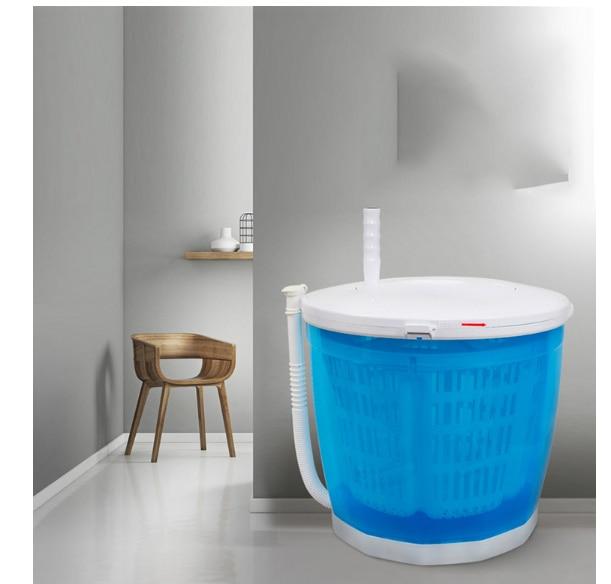 Mini Wash Machine Manual Washing Vegetables  Fruit Homewares Wash Offline Life Accessories