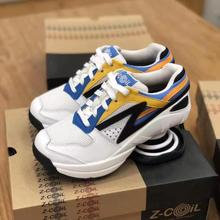 Womens brand sports shoes spring and autumn new fashion casual womens comfortable exclusive high heel