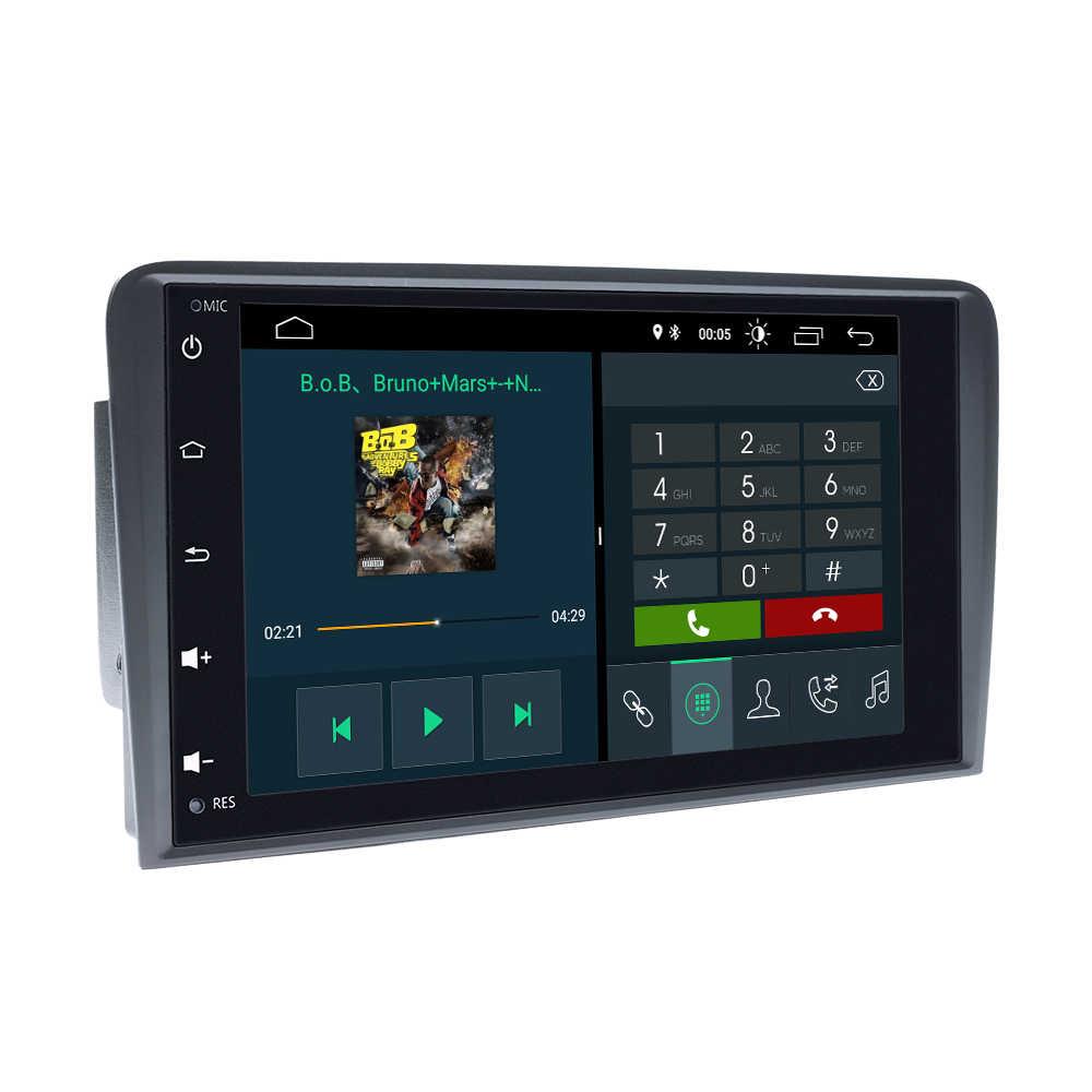 IPS DSP 2din アンドロイド 9 車のマルチメディアプレーヤーのためのアウディ A3 8 1080P S3 2003-2012 RS3 スポーツバックラジオナビゲーション GPS DVD ステレオ