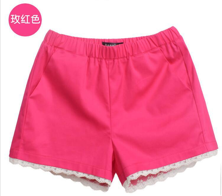 Sashes Casual Women Denim Shorts Crimping  Gray  High Waist Slim Summer Jeans Shorts Feminino   White