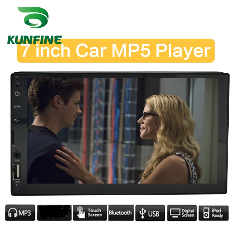 7/'/' Car Stereo Radio MP3 MP5 FM Player bluetooth Universal Touch Screen USB