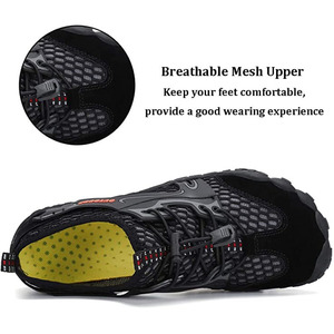 Image 2 - Water Shoes Men Aqua Shoes Beach Shoes Quick Drying Upstream Shoes Barefoot Outdoor Yoga Skin Shoes Swimming Shoes Sport Diving