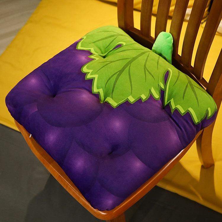 Kreative 3D Obst Pp Baumwolle Kissen Büro Stuhl Zurück Kissen Sofa Kissen Haus
