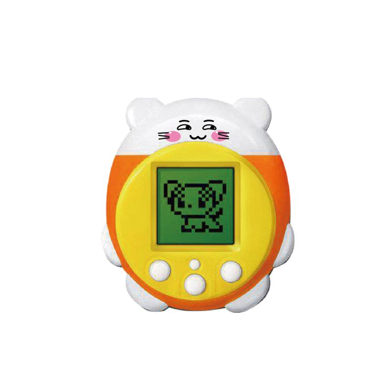 Mini Electronic Pets Toys 90S 9 Pets in One Virtual Cyber Pet Toy Funny Christmas Gift for Kids Adults AXYA enlarge