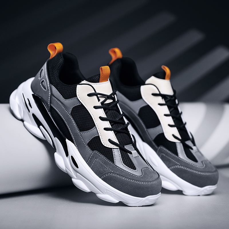 Spring Krasovki Men's Casual Shoes Brand Man Sneakers Chaussure Homme Light Outdoor Footwears Cheaper Sport Dropping Shoes 39-44