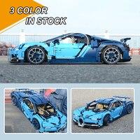 Decool Blocks Bugatti Chirons Compatible 20086 IegoSet Technic Voiture 42083 Building Bricks Educational Toy Gift For Chlidren