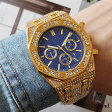 Hot Brand gift big Luxury siliconce dz Auto Date Week Display Luminous Diver Watches