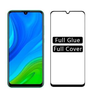 Image 2 - 1 5 Pcs Glass Case p smart 2020 2021 huawei honor 9a 3D Glass Screen Protector honor 9 c huawei p smart 2021 Tempered Glass