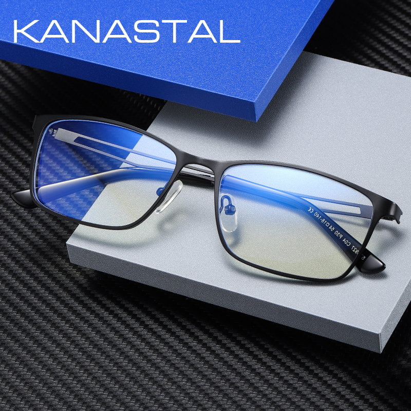 Anti Blue Rays Computer Glasses Men Women Gaming Glasses Goggle UV Blocking Eye Spectacles Anti Blue Ray Eyeglasses UV400