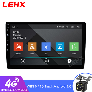 9/10.1 Inch 2 Din Android 9.0 Car radio Multimedia Video Player Universal auto Stereo For Volkswagen Nissan Hyundai Kia toyota(China)