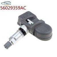 Para 2009 2010 dodge ram 1500 jeep  mopar tpms sensor de pressão dos pneus 433 mhz 56029359ac 56029359ab carro|Sistemas de monitoramento de pressão dos pneus|Automóveis e motos -