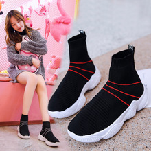 New 2019 Summer Baideng Shoes For Women Breathable Mesh Socks High Quality Sports