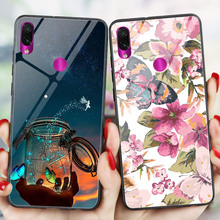 Mi A3 Phone Case Back Hard PC TPU Super Bright Capa FOR Xiao