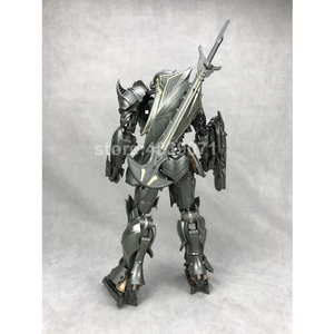 Image 3 - UT jouets figurine jouets UT R 03 R03 alliage méga Galva chevalier Leader plan déformation Transformation