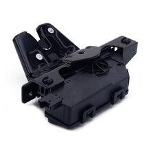 51247840617 Car Rear Trunk Hatch Lid Power Lock Electric Latch Actuator Accessories Black Fit for BMW E46 E82 E85 E86 E88