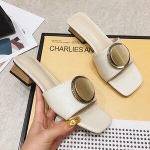 Designer Slippers Women Shoes