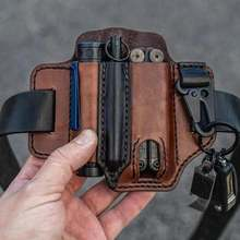 Кожаный футляр для leatherman Мультитул оболочка edc карман