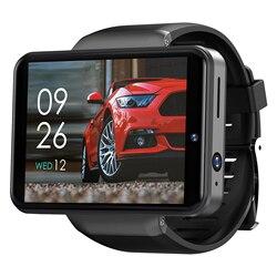 TICWRIS MAX S 2.4 'IPS 3G + 32G 4G Uhr Telefon Smartwatch Dual Kamera Gesicht Entsperren Leben assistent GPS Spiel Spielen Smart Uhr
