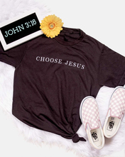 Christian T Shirt Choose Jesus